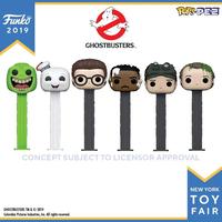 ファンコ ポップ x ペッツ 『ゴーストバスターズ』6種セット  FUNKO POP x PEZ  The Ghostbusters set of 6