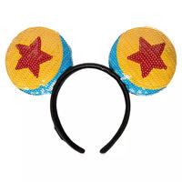 ピクサー ラウンジフライ製ピクサーボール ・大人用イヤーヘッドバンド Pixar Ball Ear Headband for Adults by Loungefly