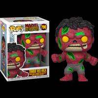 ファンコ ポップ  マーベル・ゾンビーズ  ゾンビ・レッド ハルク FUNKO POP! MARVEL ZOMBIES - Zombie Red Hulk