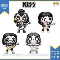 ファンコ ポップ  KISS 4体セット FUNKO  POP! KISS  set of 4