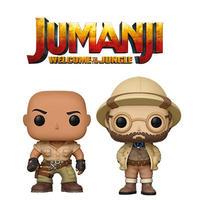 ファンコ ポップ  映画『ジュマンジ ウェルカム・トゥ・ジャングル』2体セット   FUNKO POP!  Jumanji: Welcome to the Jungle  SET OF 2