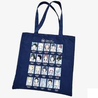 『僕のヒーローアカデミア』キャンバス製 トートバッグ  BIOWORLD My Hero Academia Canvas Tote Bag