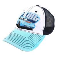 カーズ クロスロード     CARS3 x  NASCAR キング  The King メッシュ・キャップ