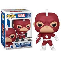 ファンコ ポップ マーベル レッド・ガーディアン FUNKO POP!  Marvel Year of The Shield - Red Guardian