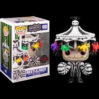 ファンコ ポップ 映画『ビートルジュース』ビートルジュースwithカルーセルハット   Funko Pop! Beetlejuice with Carousel Hat