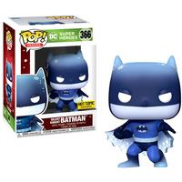 ファンコ  ポップ DCヒーローズ クリスマス シリーズ サイレント・ナイト バットマン   FUNKO POP!DC Heroes in Holiday  Silent Knight BATMAN