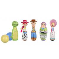 トイストーリー  Orange Tree Toys 木製 ボーリング セット