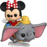 ファンコ ポップ ディズニーランド65周年 『空飛ぶダンボ』 with ミニーマウス