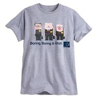 2016年 ディズニー短編『インナー・ワーキング Inner Workings』 Tシャツ