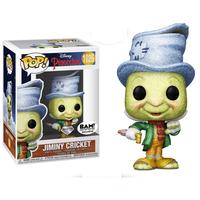 ファンコ ポップ  『ピノキオ』 ジミニークリケット(ダイアモンド 版) Funko POP! Pinocchio - Jiminy Cricket -(Diamond Collection)