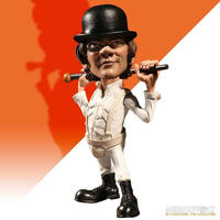 『時計じかけのオレンジ』 メズコ トイ アレックス スタイライズド 6インチ アクションフィギュア A Clockwork Orange Stylized Roto Alex Figure