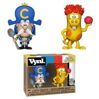 ファンコ Vynl ケロッグ  Funko Vynl.: Cap'n Crunch & Crunchberry Beast