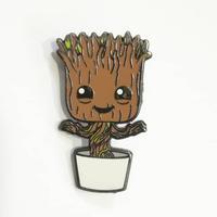 ファンコ ポップ マーベル ガーディアンズオブギャラクシー グルート    ピンバッジ  Funko Pop!  Groot