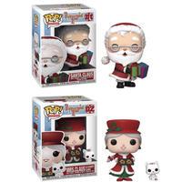 ファンコ ポップ  ペパーミントレーン サンタクロース&ミセス FUNKO  POP! Peppermint Lane  Santa Claus & Mrs.Claus