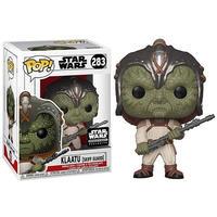 ファンコ ポップ  「スターウォーズ ジェダイの帰還」クラトゥ  FUNKO  POP!  STAR WARS Klaatu (Skiff Guard )