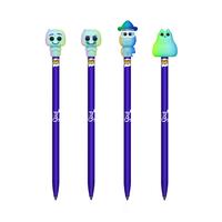 ファンコ  ポップ ペン  ピクサー『ソウルフルワールド』4本セット  FUNKO POP PENS   PIXAR SOUL   set of 4