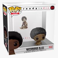 ファンコ ポップ  ノトーリアス・B.I.G. 「レディ・トゥ・ダイ」  Funko Pop! Albums: Notorious B.I.G. - Ready to Die