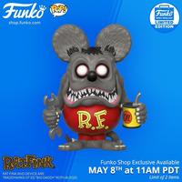 ファンコショップ限定 ファンコ  ポップ  ラットフィンク 【グレー】 Funko POP! Ratfink (Gray)