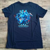 マーベル「INFINITY SAGA」キャプテン・アメリカ CAPTAIN AMERICA    Tシャツ