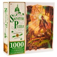 Disney Parks限定『インディ・ジョーンズ・アドベンチャー』ジグソーパズル Indiana Jones Adventure: Temple of the Forbidden Eye