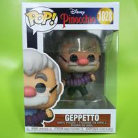 ファンコ ポップ  ディズニー「ピノキオ」ゼペット   FUNKO Disney  Pinocchio Geppeto