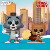 ファンコ ポップ  実写映画版『トムとジェリー』2体セット  Funko Pop! Movie Tom  & Jerry