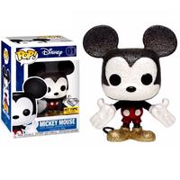 ファンコ ポップ   ミッキーマウス (ダイアモンド版) Funko POP! Mickey Mouse(Diamond Collection)