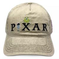 ワールド・オブ・ピクサー 大人用 ベースボール・キャップ World of Pixar Baseball Cap