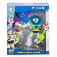 トイストーリー25周年 アルティメット スペースレンジャー  TOY STORY Ultimate Space Ranger Talking Buzz Figure