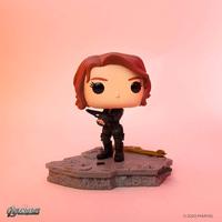ファンコ ポップ DX アベンジャーズ アッセンブルシリーズ  ブラック・ウィドウ Funko Pop!Avengers Assemble Series - Black Widow