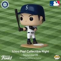 ファンコ ポップ 2019 MLB Seattle Mariners ICHIRO SUZUKI  FUNKO POP!