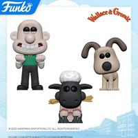 ファンコ ポップ ウォレスとグルミット 3種セット Funko Pop! Wallace and Gromit set of 3