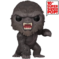 ファンコ ポップ   映画『ゴジラvsコング』10インチ コング  Funko Pop  Godzilla Vs Kong - 10inch Kong