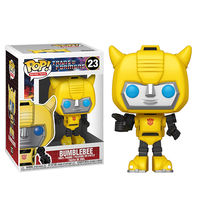 ファンコ  ポップ レトロトイ「 トランスフォーマー」バンブルビー  FUNKO POP! Retro Toys - TRANSFORMERS  BUMBLEBEE