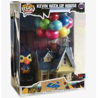 2019 コミコン限定 ファンコ ポップ 『カールじいさんの空飛ぶ家』ケビン&バルーンハウス  FUNKO POP! Disney Pixar Up - Kevin & Balloon House