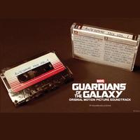 『ガーディアンズ・オブ・ギャラクシー』Awesome Mix vol.1サントラ カセットテープ