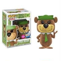 2017  ファンコ ポップ 「ハンナバーベラ」クマゴロー(フロック版) Funko Pop! Hanna Barbera    Yogi Bear (Flocked)