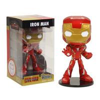 ファンコ ワブラー 『シビル・ウォー/キャプテン・アメリカ』 アイアンマン Funko Wobblers Captain America Civil War: Iron Man Mark 46
