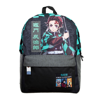 『鬼滅の刃 』バックパック  Demon Slayer Backpack