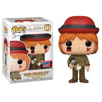 2020 コミコン限定 ファンコ ポップ 『ハリーポッター』 ロン・ウィーズリー FUNKO POP! Harry Potter: Ron Weasley at World Cup