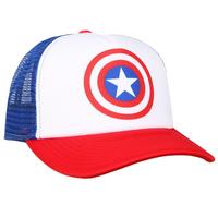 マーベル キャプテン・アメリカ トラッカーキャップ