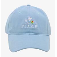ピクサー ロゴ  ダッド・キャップ  Disney Pixar Logo Baby Blue Cap