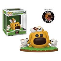ファンコ ポップ  ピクサー『ダグの日常』ダグと子犬たち  FUNKO POP! Disney Pixar  Dug Days Dug with Puppies