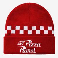 トイストーリー  ピザプラネット Pizza Planet ニット・キャップ   ビーニー