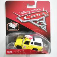 ディズニー・ピクサー カーズ  クロスロード 2017 マテル キャラクターカー ピザプラネット・トラック Pizzaplanet Truck Todd