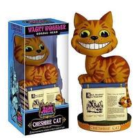 2010年 ファンコ ワッキーワブラー『ふしぎの国のアリス』チェシャ猫  FUNKO WACKYWOBBLER Cheshire Cat