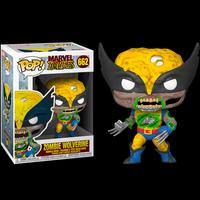ファンコ ポップ  マーベル・ゾンビーズ  ゾンビ・ウルバリン FUNKO POP! MARVEL ZOMBIES - Zombie Wolverine