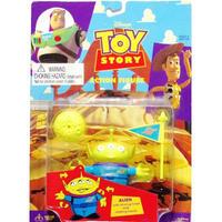 1996年 トイストーリーThink Way Toys アクションフィギュア ALIEN エイリアン