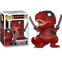 ファンコ ポップ マーベル デッドプール 30周年 ダイノプール  Funko Pop! Marvel: Deadpool 30th - Dinopool