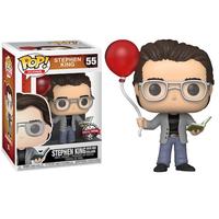 ファンコ  ポップ  スティーヴン・キング   FUNKO POP!  Stephen King with Red Balloon